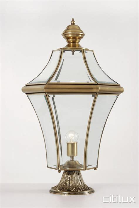 elegant outdoor lighting fixtures lighting australia mount pritchard classic outdoor brass
