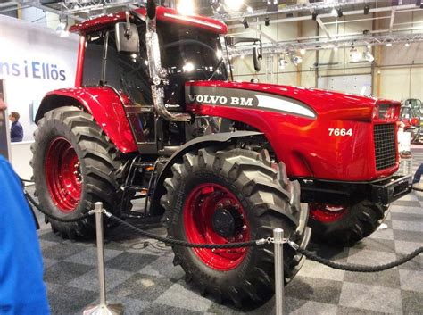 volvo tractor for sale one of a kind the 39 modern 39 volvo bm tractor agriland