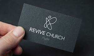 Cool church business cards image collections card design for Cool church business cards