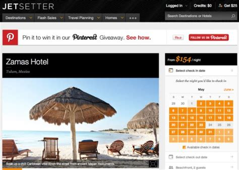Gilt Groupe Launches Jetsetter Now