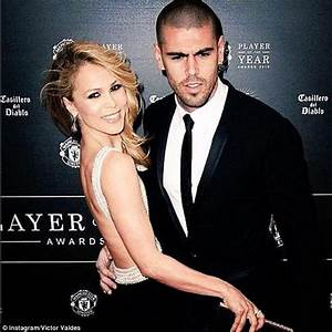 Victor Valdes' wife blasts Manchester United for not ...