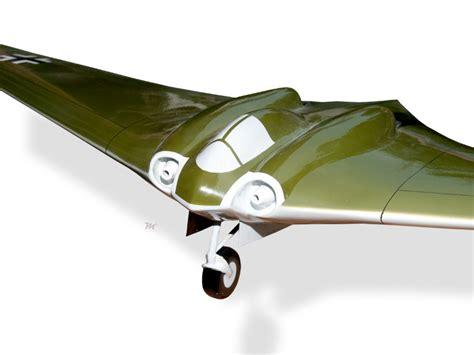 Horten Ho 229 Flying Wing Model Military Airplanes  Jet