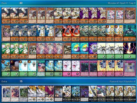 60 Card Lightsworn Decks Vs 40 Card Lightsworn Decks Yugioh