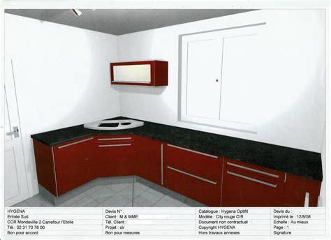 meuble cuisine hygena notre implantation cuisine hygena la city 12