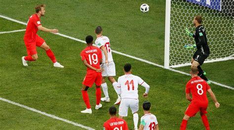 Fifa World Cup Tunisia England Highlights Kane