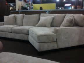 Thomasville Leather Sofa Quality by Sectional The Lil House That Could