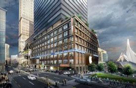Td Garden Development Plan station offices to resemble boston garden