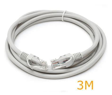 lan kabel 3m cat5e utp lan kabel rj45 3m siv panthera