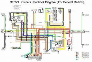 Gt550l Wiring Diagram