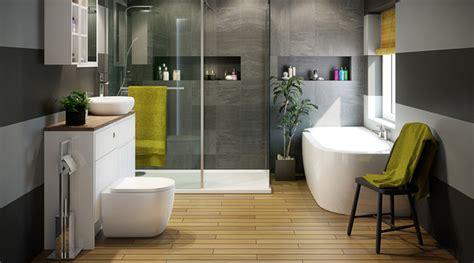Helena Bathroom Suite-contemporary-bathroom