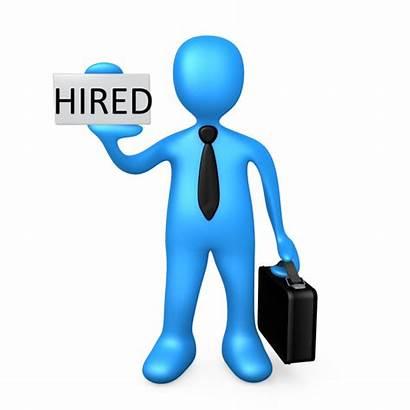 Job Success Hire Clipart Jobs Successful Hired