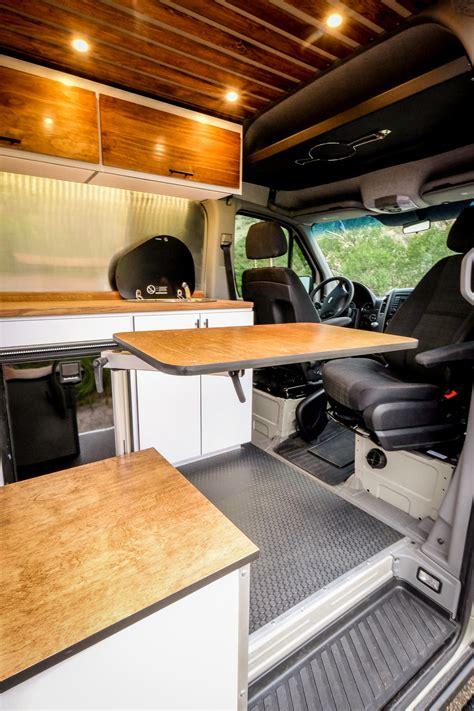 chads  sprinter custom van builder vanlife customs
