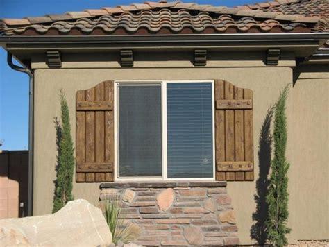 pin  terrah huckeba  abode   window shutters