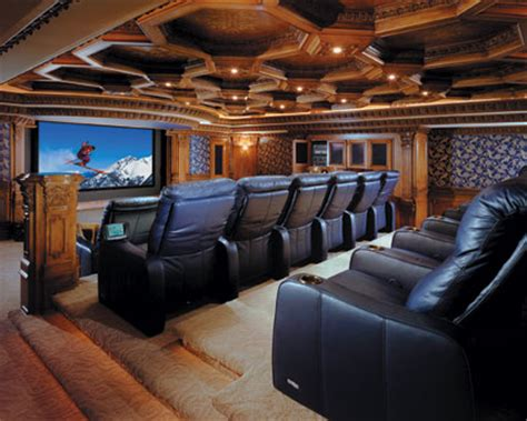 home theatre interiors luxury home theater design ideas