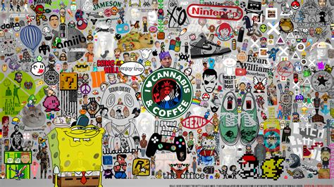 Wallpaper Computer Collage by Collage Hd Wallpapers And Background Images Stmed Net