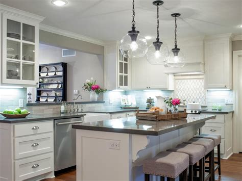 before and after kitchen photos from hgtv s fixer