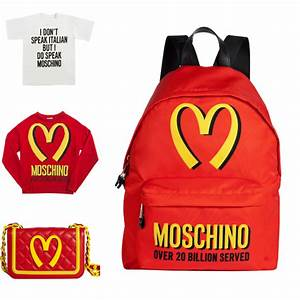 Moschino capsule collection hot off the runway | Her World