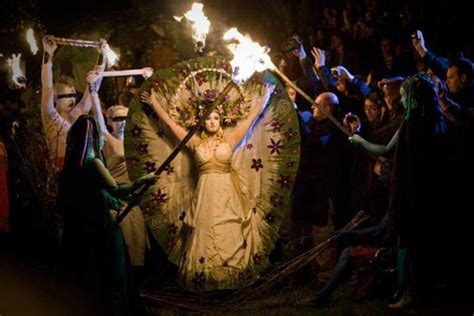 pagan wheel   year  elaborate rituals