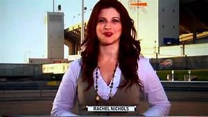 Barmaid Rachel Nichols talks Ryan Fitzpatrick - YouTube