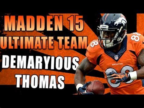 Let's Buy Demaryius Thomas! Madden 15 Ultimate Team #mut15