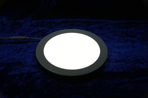 led lighting for office space space invader led round panel light 18 watt
