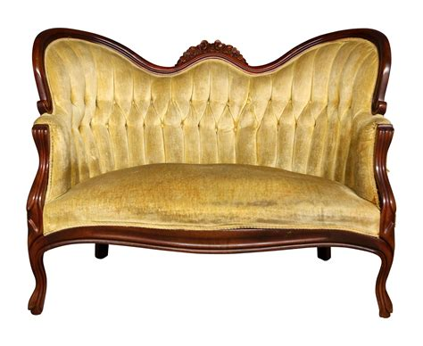 Rococo Settee by Rococo Revival Settee Chairish