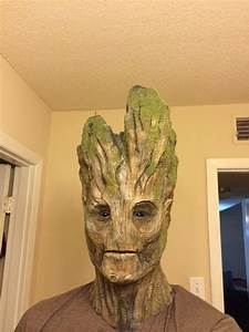 Making Groot from Guardians of the Galaxy | Make: