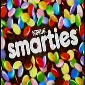 Smarties commercial (1994) - YouTube  Smarties