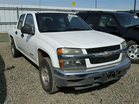 Chevrolet Colorado Parts by Used Parts 2004 Chevrolet Colorado Vin 8 2 8l Engine