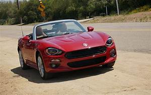 2020 Fiat 124 Spider Reviews  News  Pictures  And Video