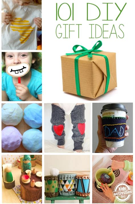 diy gifts for kids have been released on kids activities blog