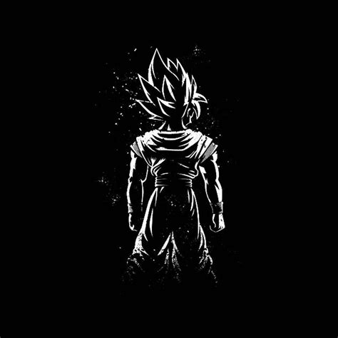 wallpaper son goku dragon ball  ghost