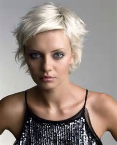 Short Blonde Hairstyles Fine Hair