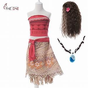 I Dress Up : muababy girls moana costume kids princess advanture halloween cosplay outfit children summer ~ Orissabook.com Haus und Dekorationen