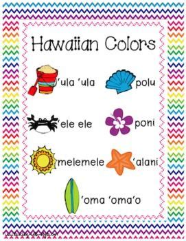 hawaii colors hawaiian colors posters polynesian favorites