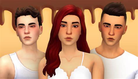 Simsdom Skin Details Sims 4 Cc Maxis Match Sims 4 Maxis