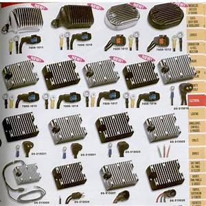 Voltage Regulator Rectifier For Harley Davidson