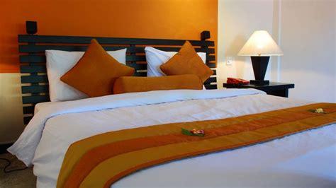 decoracion en color naranja hogarmania