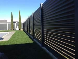 Brise Vue En Aluminium : cloture brise vue aluminium ~ Edinachiropracticcenter.com Idées de Décoration