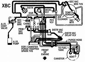 84 Chevy S10 Vacuum Diagram