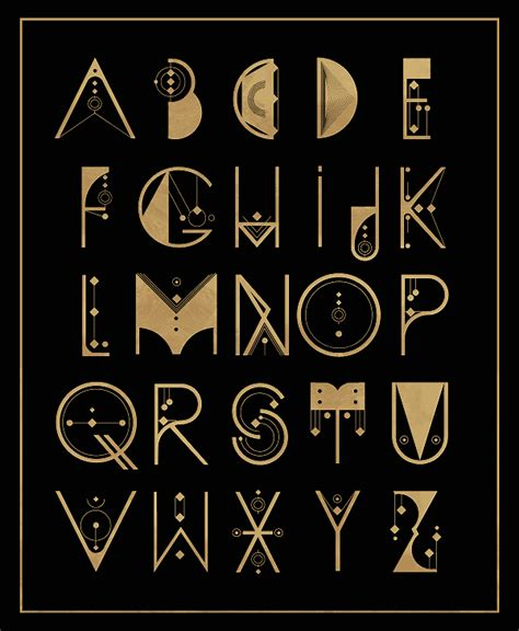 alquimia animated font on behance