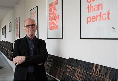 Erik Spiekermann Interview Designer