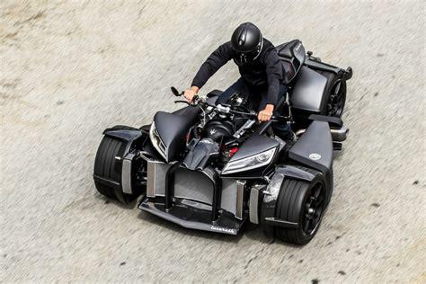 lazareth wazuma vm   powered trike
