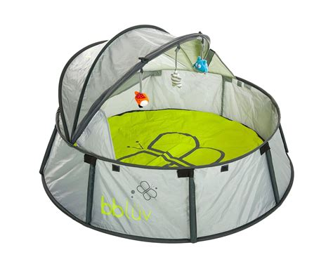 Nido 2-in-1 Travel Bed & Play Tent