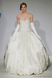 mark zunino for kleinfeld wedding dresses wedding With kleinfeld wedding dresses