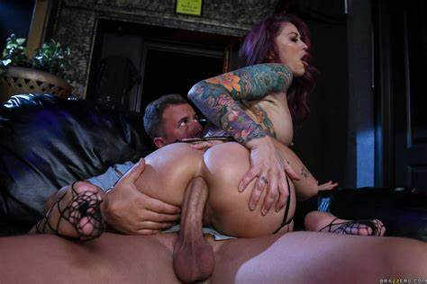 Monique Is A Rammed Fiend Monique Alexander In Lace Clothes Getting Her Bush Pounded