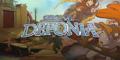 deponia pour iPhone