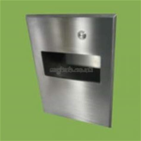 Pland Wall Recessed Hand Basin Ss : Pland