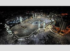 Ritual Hundreds of thousands of Muslims move around the