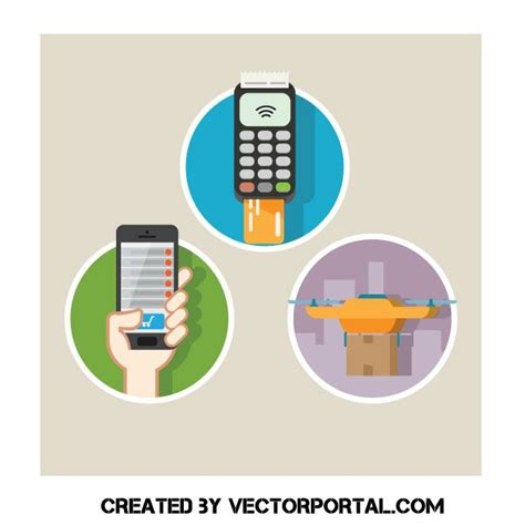 Online payment vector clip art | Clip art, Free clip art ...